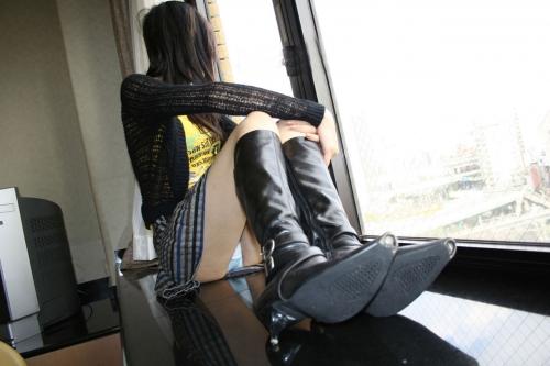 【三次】ロングブーツ履いてる女の子のエロ画像・15枚目
