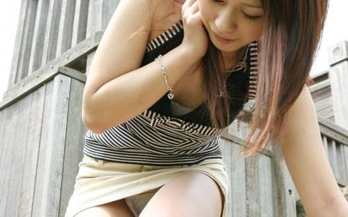 【三次】パンツ見えてる女の子のエロ画像part2・25枚目
