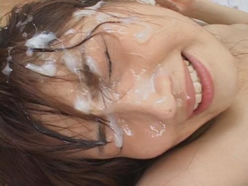 【三次】顔やお口に射精されちゃった女の子のエロ画像part2・23枚目