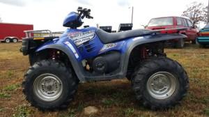 2003 Polaris Sportsman 700 Motorcycles for sale