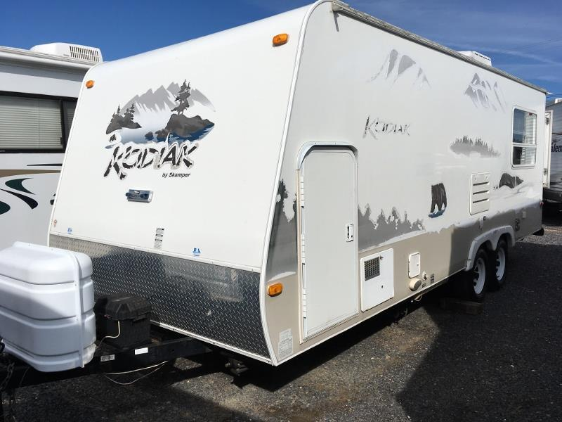 2007 kodiak travel trailer | Leancy Travel