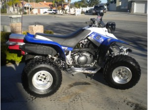 2002 Yamaha Warrior 350 Motorcycles for sale