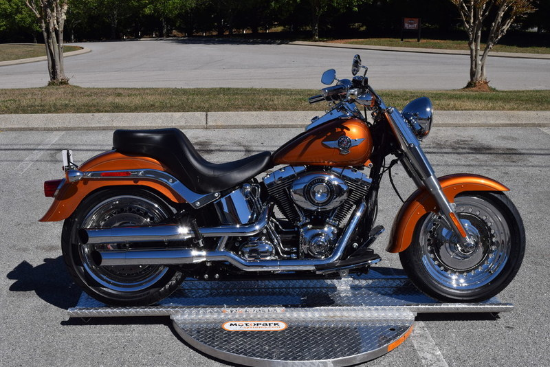 2006 Harley Davidson Fat Boy Raked Out