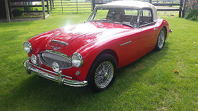 Austin Healey Cars for sale Austin   AUSTIN HEALEY MARK 3000 BJ8 BJ8 Mark 3000 1963 austin healey mark  3000 bj