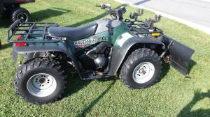 Arctic Cat 500 4x4 Motorcycles for sale