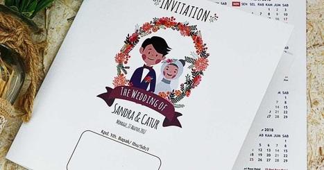 Contoh Undangan Pernikahan Batak Toba Lengkap