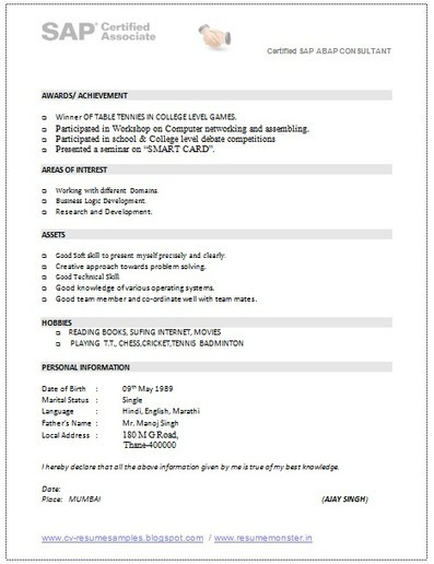 sap abap resume usa sap basis consultant resume usa resume co
