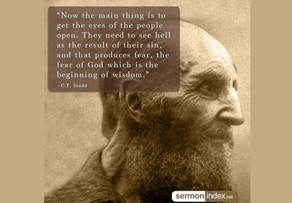 C.T. Studd Quote 8 - Sermon Index