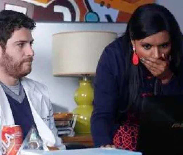 The Mindy Project X Indian Bbw
