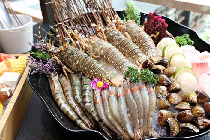 昭日堂鍋煮 比臉大青殼龍蝦+15oz安格斯牛肉+超澎湃自助吧 就是要讓你吃好又吃飽
