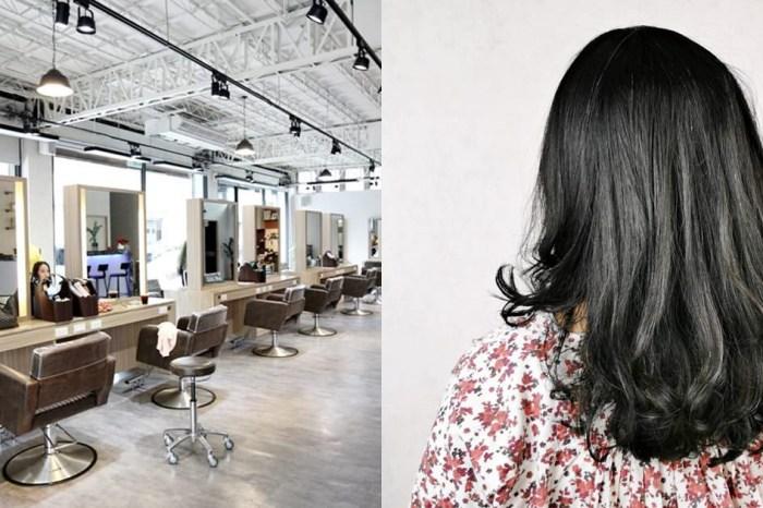 豐原髮廊 初次Hair Salon 出門捲毛嬸 回家文青咩