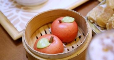 有春茶館 愛文芒果冰沙搶先喝!超可愛姆指發糕 蘋果包 好吃又好拍