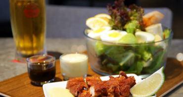台中   双双咖啡 台洋料理激出美味火花 大推鹹酥雞義大利麵 中科米平方美食