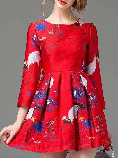 Risultati immagini per abito rosso shein