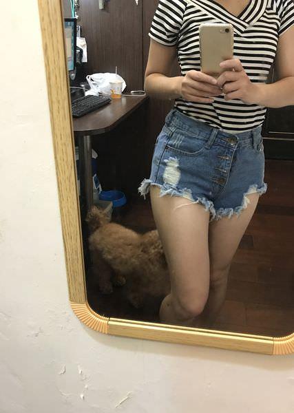大腿粗牛仔褲怎麼穿 收邊高腰才是王道