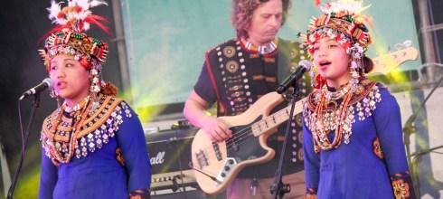 【活動攝影紀錄】喔嗨嘿呀!2016原住民族音樂生活節 活動紀錄Day1