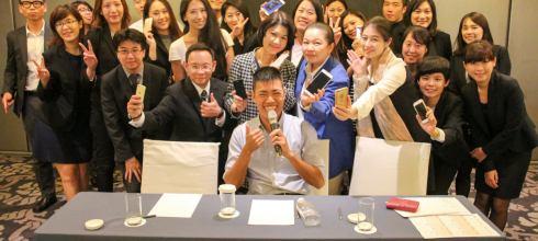 【企業教育訓練】手機攝影課 晶華麗晶酒店集團企業內訓 講師:吳鑫