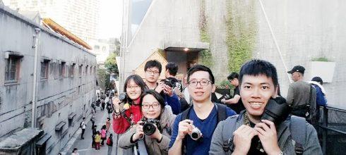 【單眼攝影班】單眼基礎攝影入門公開班課程 講師:吳鑫