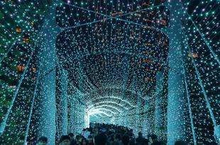 【手機攝影教學020】手機攝影達人教學7招必學輕鬆拍出美麗耶誕夜景燈海好照片