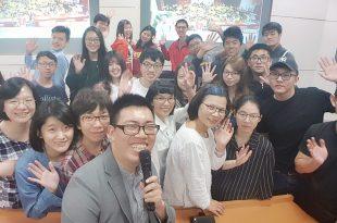 淡江大學大學社會責任USR計畫服務學習 手機活動紀錄攝影課 講師:吳鑫