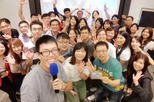 【手機攝影企業講座人像攝影課程】新竹台元科技園區力智電子公司 講師:吳鑫