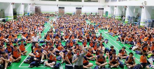 【生涯職業發展講座】彰化彰泰國民中學 夢想神攝手 講師:吳鑫