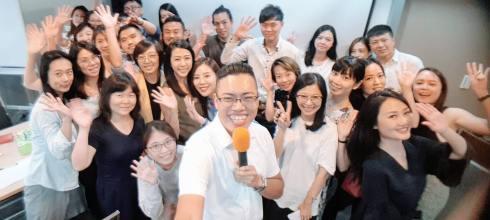 【企業教育訓練手機拍片課】歷峰集團 手機短影音快製力 講師:吳鑫