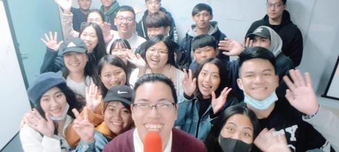 【斜槓青年職涯生涯講座】臺北市立大學 原住民族學生資源中心  講師:吳鑫