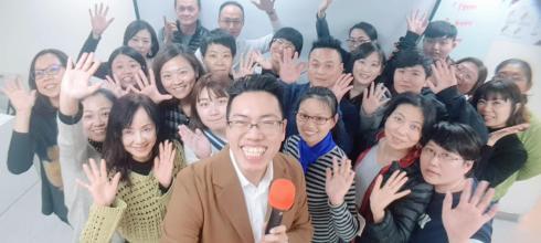 【手機拍照攝影課工作坊】用手機拍出完美打卡照 台中場 講師:吳鑫