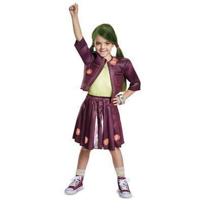 z o m b i e s addison child s large cheerleading halloween costume