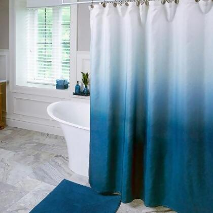 ombre shower curtain in shop com home store