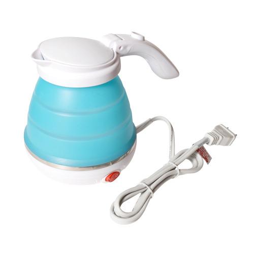 日本 ミヨシ 旅行專用伸縮電熱水壺