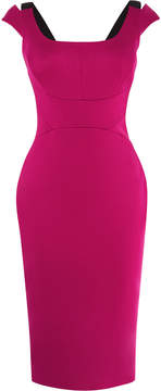 Karen Millen pink bodycon dress