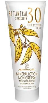 Australian Gold Botanical Mineral Sunscreen Lotion – SPF30 – 5oz