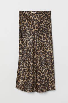 Calf Length Skirt