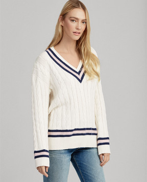 Ralph Lauren – Pink Pony Cricket Sweater
