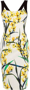 Karen Millen floral bodycon dress ss19