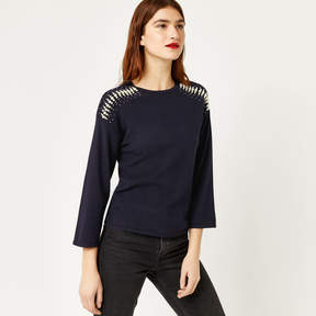 Pearl Shoulder Jumper