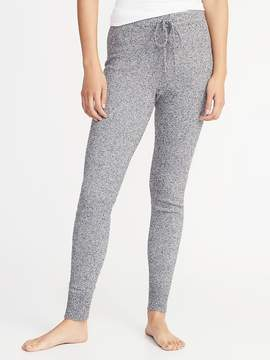 Sweater-Knit Lounge Leggings