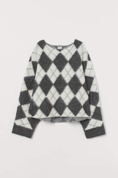 Pringle of Scotland X H&M Knit