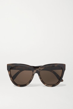 Tortoise Shell Cat Eye Sunnies