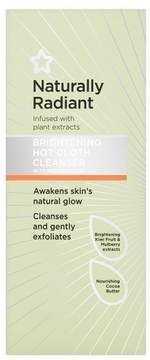 Superdrug Naturally Radiant Hot Face Cloth Cleanser 150ml