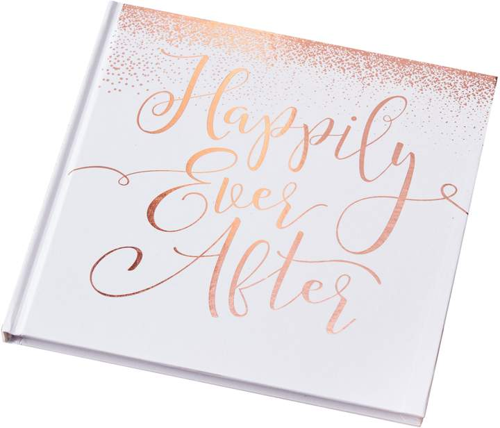 Ginger Ray Happily Ever After Wedding Guest Book
