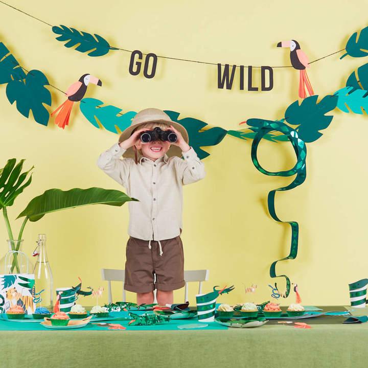 Little Lulubel Go Wild Party Garland