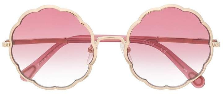 Chloé Eyewear tinted sunglasses