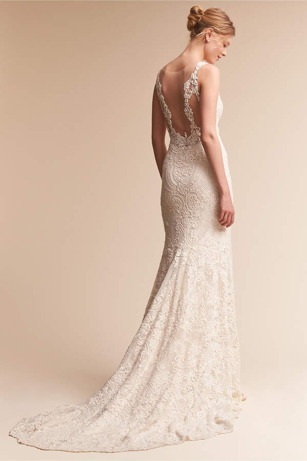 Beautiful Wedding Gowns N G S