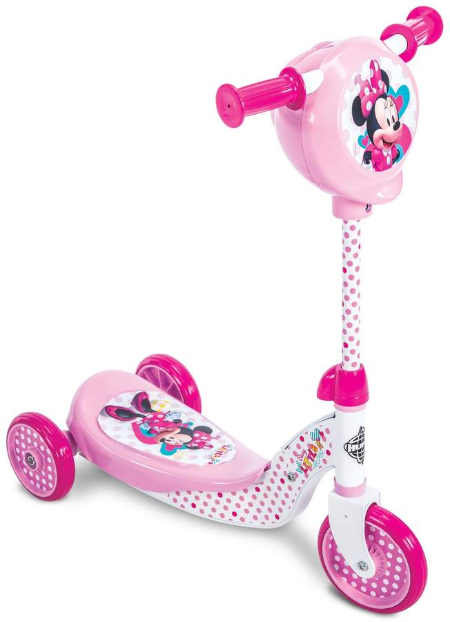 Disney's Minnie Mouse Secret Storage Scooter by Huffy