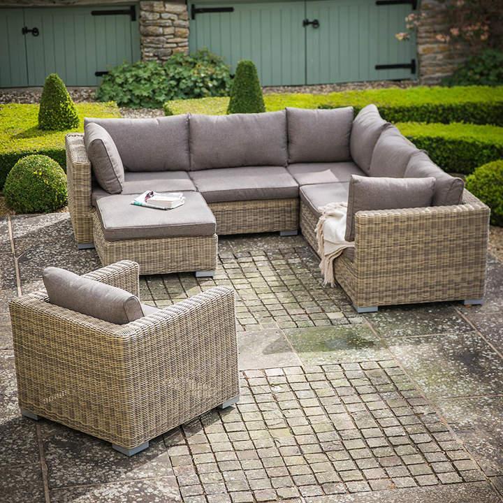 Garden Trading - Marden Corner Sofa Set