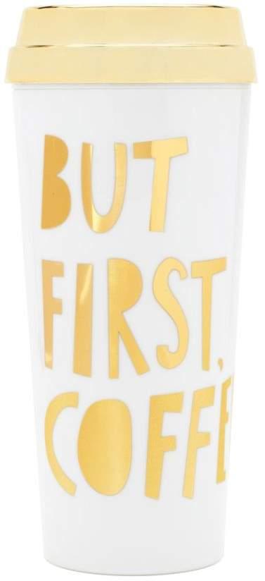 Ban.Do But First, Coffee Thermal Mug