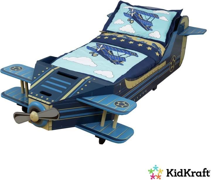Kidkraft KidKraft Airplane Toddler Bed